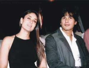 Shahid and Kareena Kapoor Jab We Met